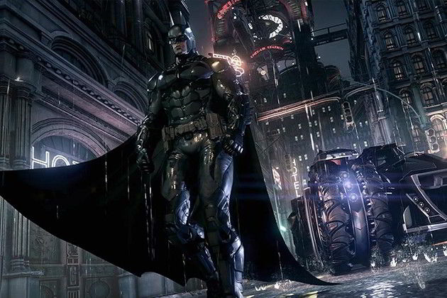 Batman Arkham Knight (2015)